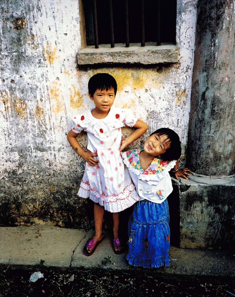 Chinese girls, Taishan