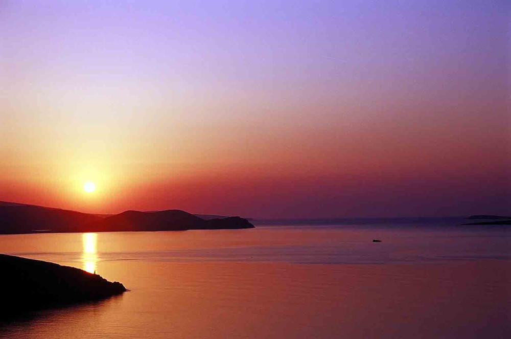 Astypalea sunrise