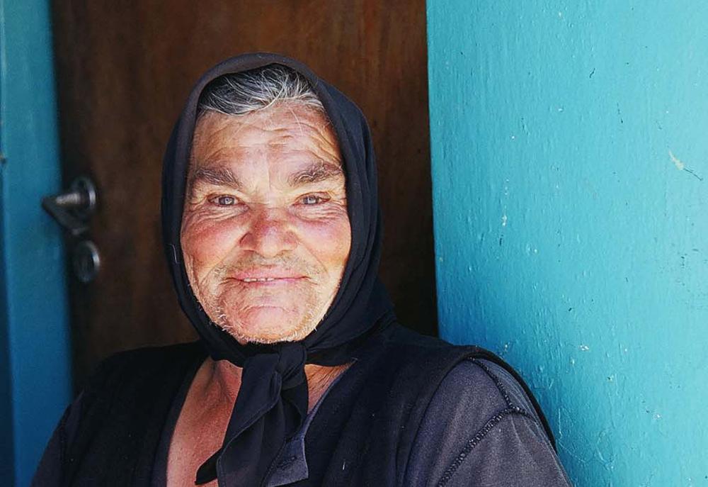 Astypalea woman