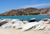 Kolimbythres Beach, Paros
