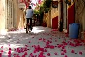 Rethymno street, Crete