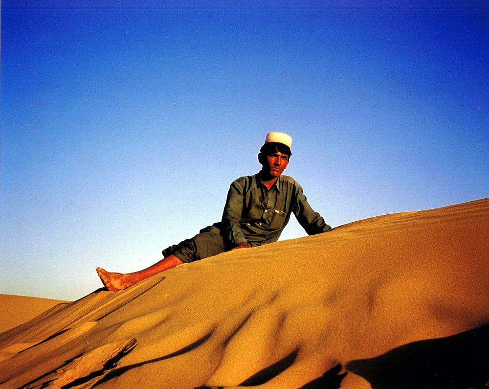 Camel guide, Jaisalmer