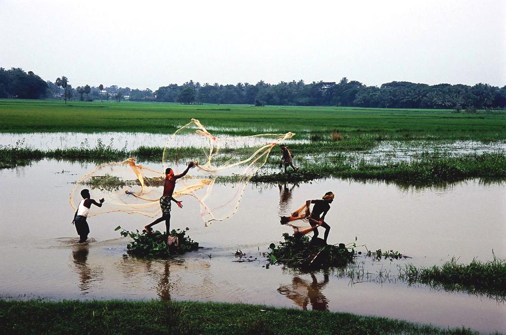 Fishing, Bhubaneswar