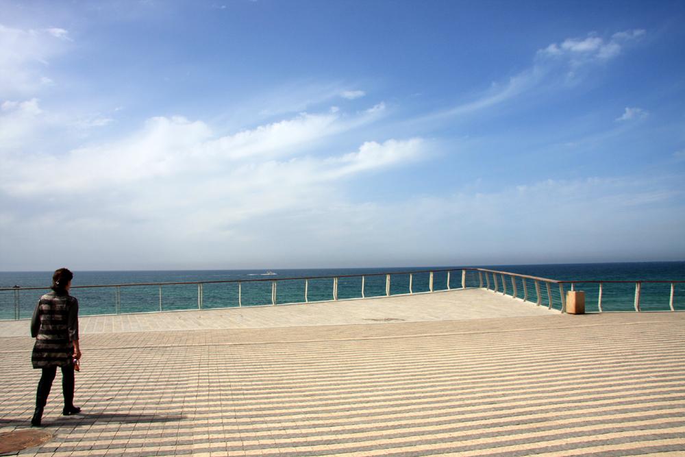 Boardwalk, Tel Aviv